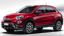 Fiat 500X compact crossover finally goes official in Paris
