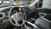 2016 Nissan Titan XD at 2015 NAIAS