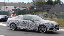 2017 Audi S5 Coupe spy photo
