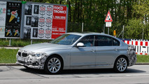 2016 BMW 3-Series spy photo