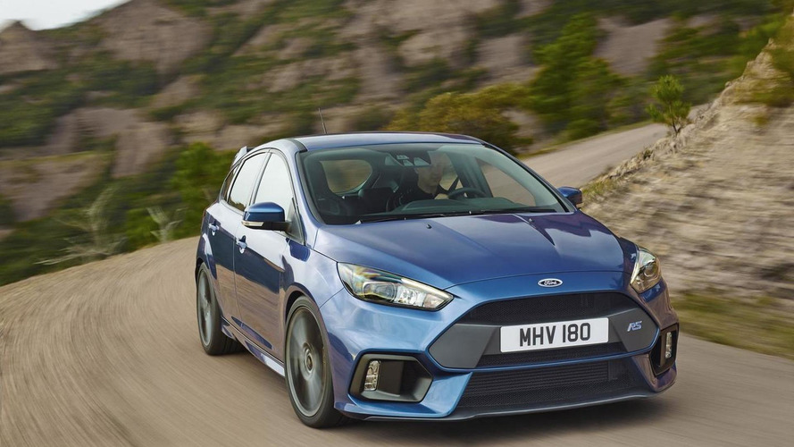 Ford Focus RS now on sale in the U.S. starting at $36,605