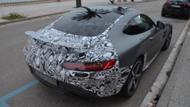 2015 Mercedes-AMG GT Edition 1 spy photo