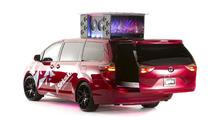 Toyota Sienna Remix for SEMA