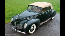 Lincoln Zephyr Convertible Sedan