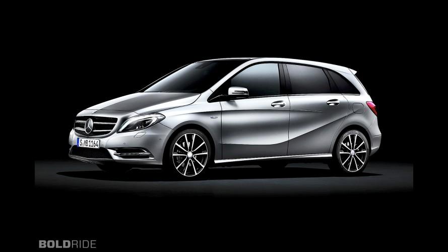 Mercedes-Benz B-Class