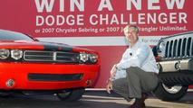 Chrysler Sweapstakes at Woodward Dream Cruise
