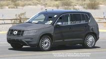 Spy Photos: Volkswagen Tiguan