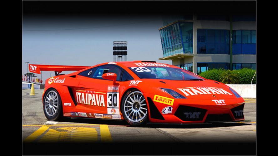 Lamborghini Gallardo: Von der Rennstrecke auf die Straße