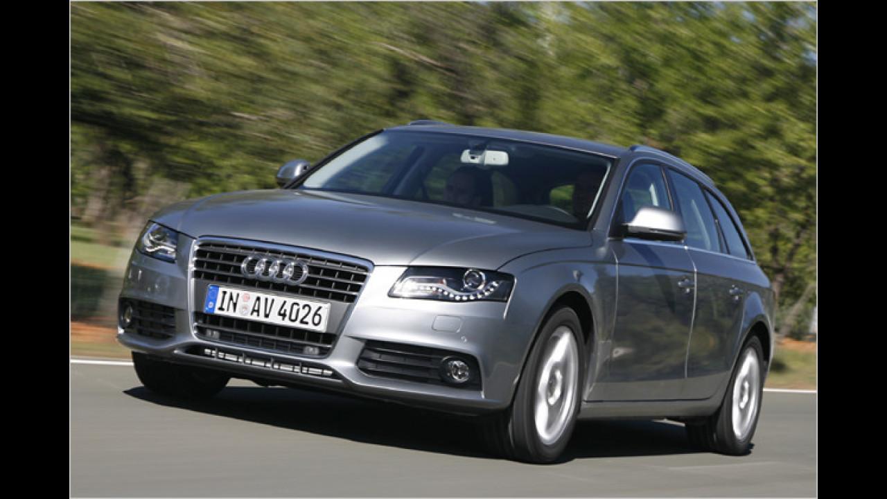 Audi A4 Avant 3.0 TDI Attraction quattro