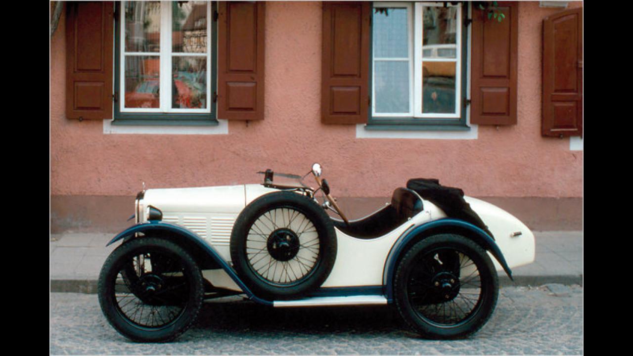 80 Jahre BMW-Automobile