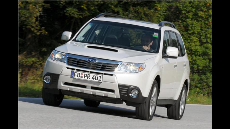 Subaru-Weihnachtsaktion: Diesel zum Benziner-Preis