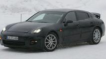 Porsche Panamera spy pics