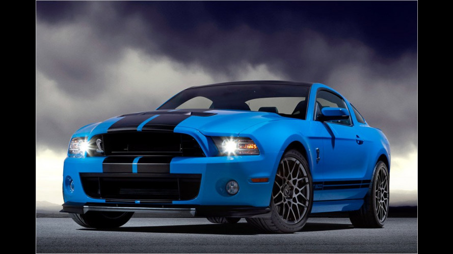 Ford Shelby GT500 mit 671 PS