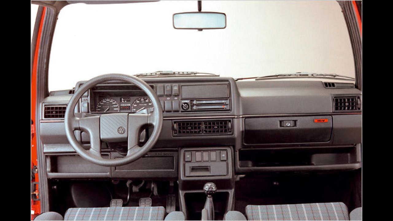 VW Golf GTI 16V (1985)