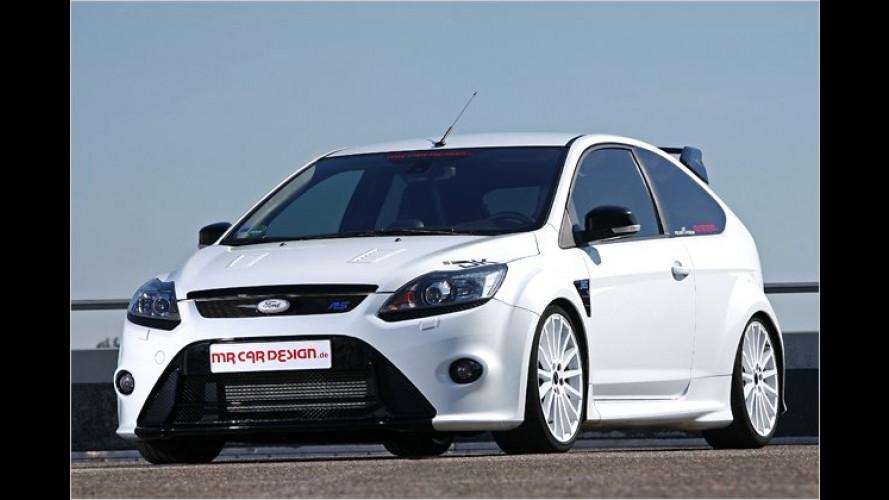 MR Car Design verpasst dem Focus RS noch mehr Power