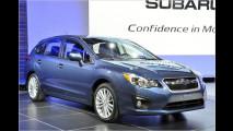 Neuer Subaru Impreza