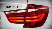 2014 BMW X3 facelift