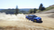2015 Subaru WRX STI leaked official photo