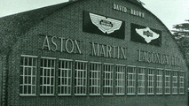 Aston Martin Olympia building in the 1950s 20.6.2013