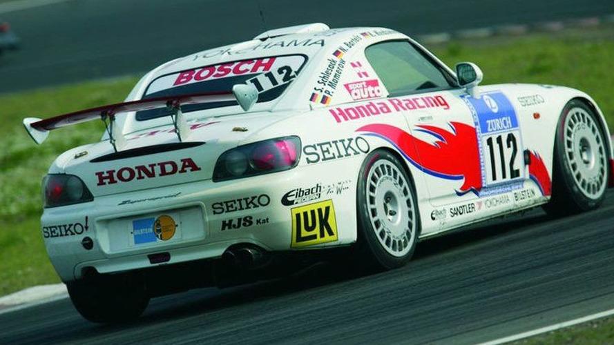 Honda S2000 Club Racer Prototype to Debut at New York