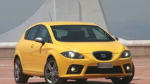 Seat Leon FR 2.0 TFSI with DSG Gearshift