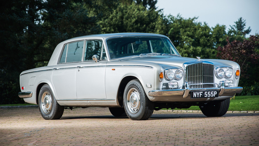 Twelve Cars Owned by British Royalty Auction