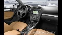 Novo Golf VI pode ter versões esportivas GTI com 211cv e RSI V6 2.0 com 265cv