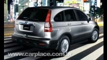 Honda apresenta CR-V Mexicana dia 14 deste mês com preço a partir R$ 97.500