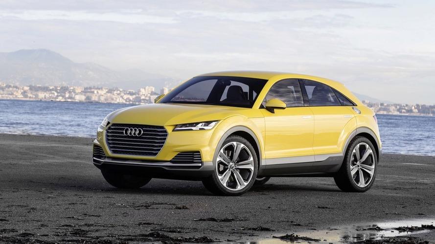 Audi - Les dénominations Q4 et SQ4 déposées
