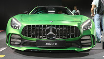 Mercedes AMG GT R Paris Otomobil Fuarı