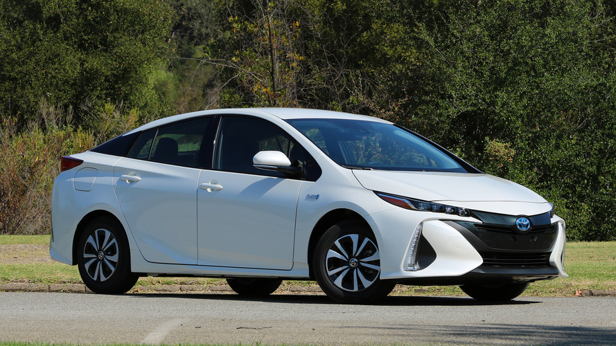 2017 Toyota Prius Prime: First Drive