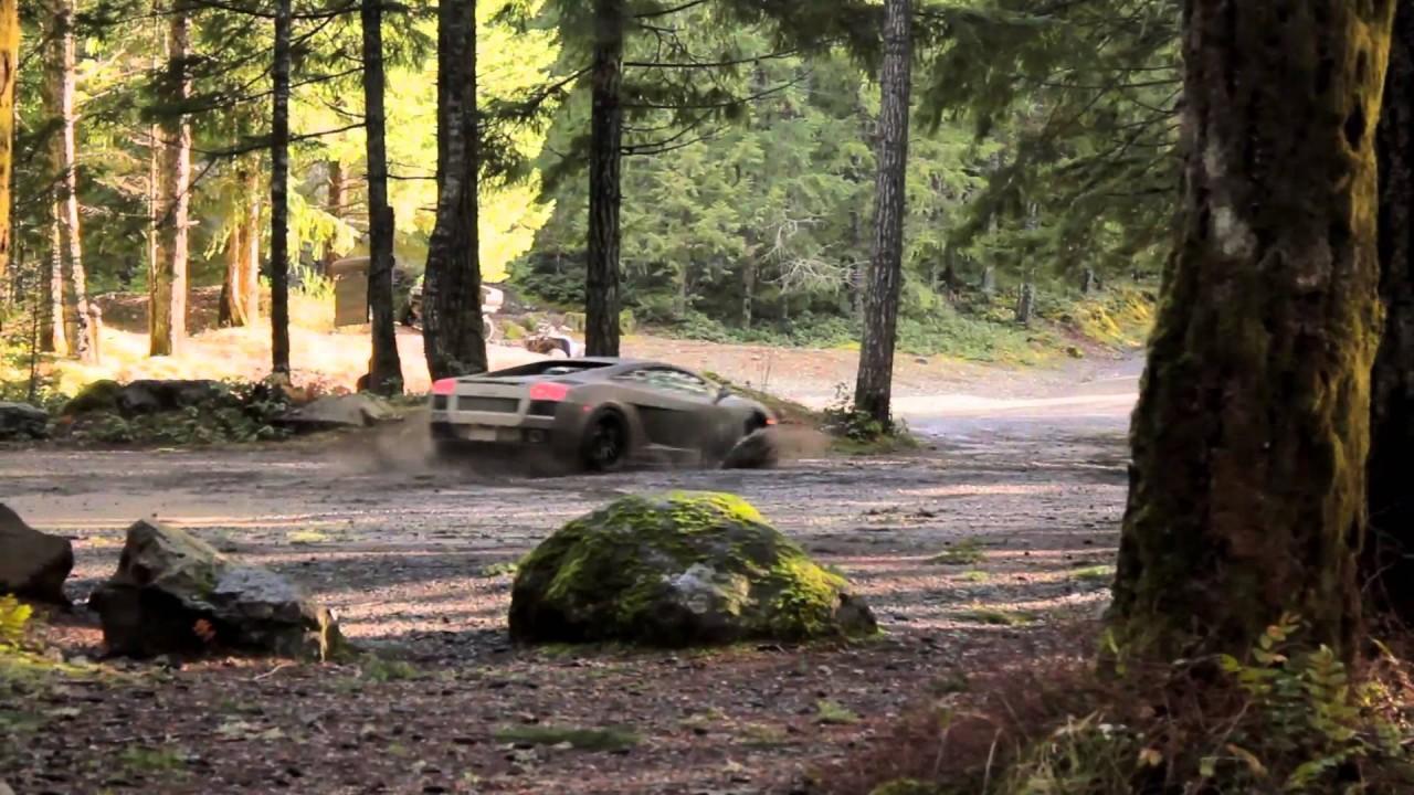 Lamborghini'ye bu yapılır mı?