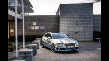 AMG C63 Katili Audi RS4 Avant, Avustralya'da Polis Arabası Oldu