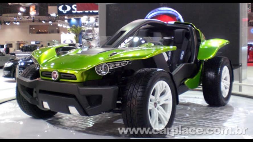 Próximo carro conceito brasileiro da Fiat será construído com sugestões de consumidores