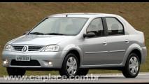 Renault lança sedan Logan na África do Sul com freios ABS, DH e airbag de série