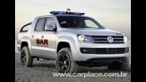 Volkswagen revela visual da Nova Pick-up Robust através de um protótipo