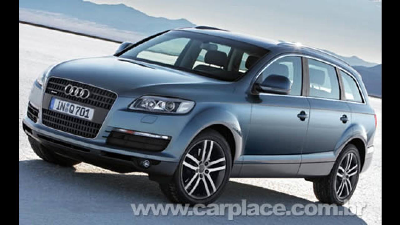 Audi exibirá o superesportivo R8 e outros modelos em shopping de SP