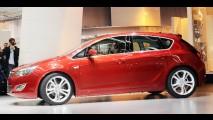 Salão de Frankfurt: Fotos do Novo Opel Astra 2010