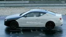SPY PHOTOS: Audi A5 Coupe