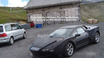 Spy Photos: Lotus Esprit