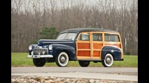 Ford Super Deluxe Woodie Station Wagon