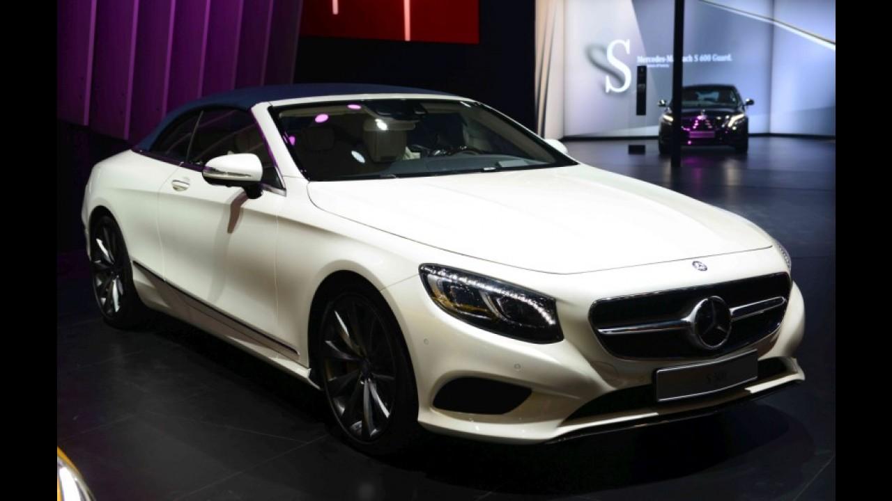 Mercedes GLC Cabriolet mümkün mü?