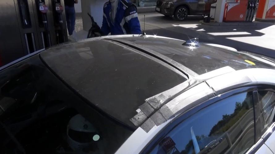 BMW i8 Spyder - Photos espion