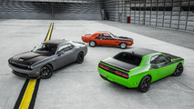 2017 Dodge Challenger T/A and Charger Daytona