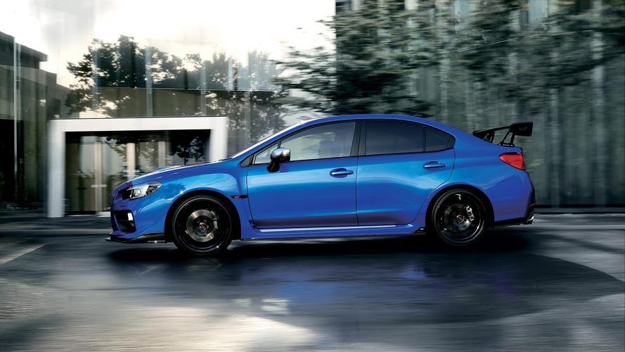 Subaru WRX S4 tS - Version ultime inspirée par le Nürburgring, mais réservée au Japon