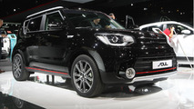 Kia Soul 2017 Mondial de l'Automobile