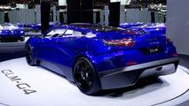 GLM G4 elektrikli süper otomobil