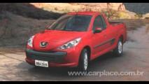 Vazou: Nova Peugeot 207 Pick-Up aparece em imagens do catálogo de peças