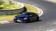 Mercedes-AMG GT R Nürburgring video
