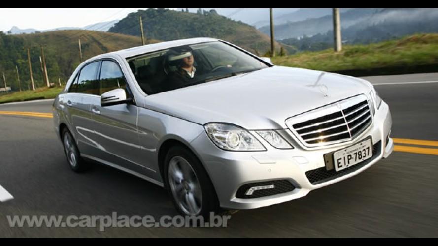 Mercedes-Benz registra crescimento de 45% nas vendas no primeiro semestre de 2009